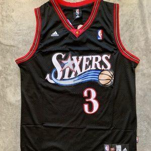 Allen Iverson #3 Philadelphia 76ers Jersey